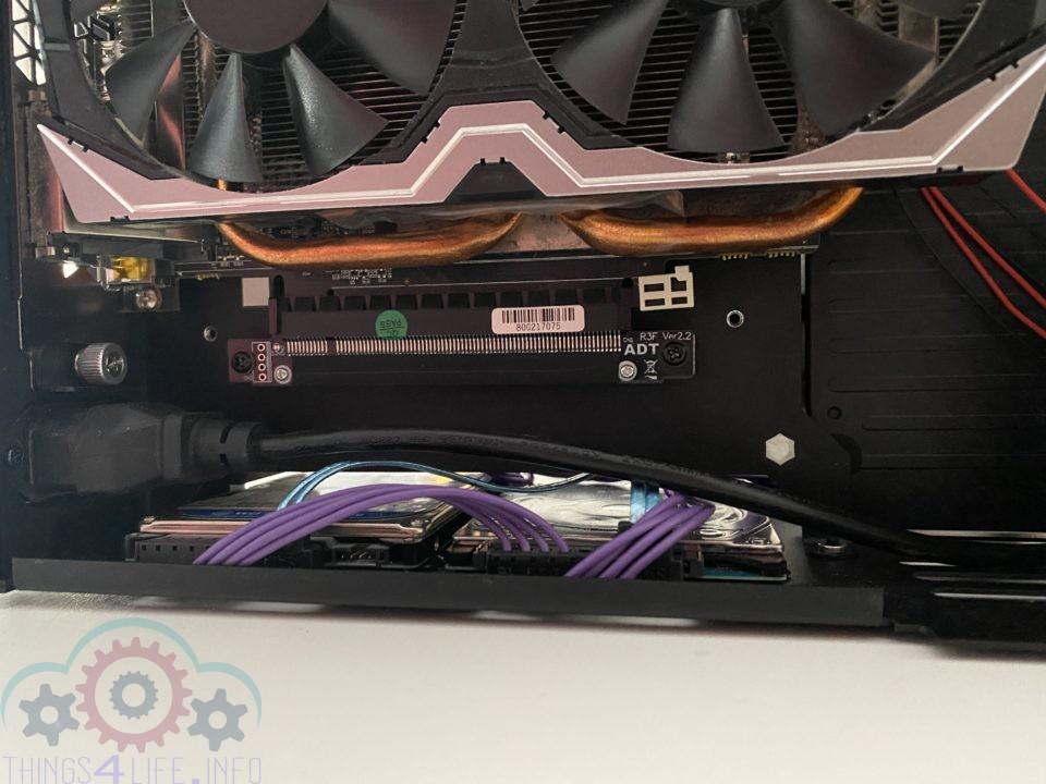 Prime Case PCI raser
