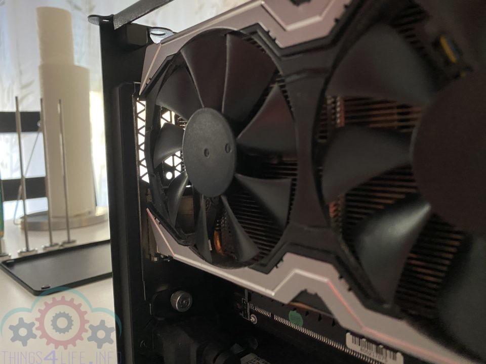 Prime case 2 slots GPU